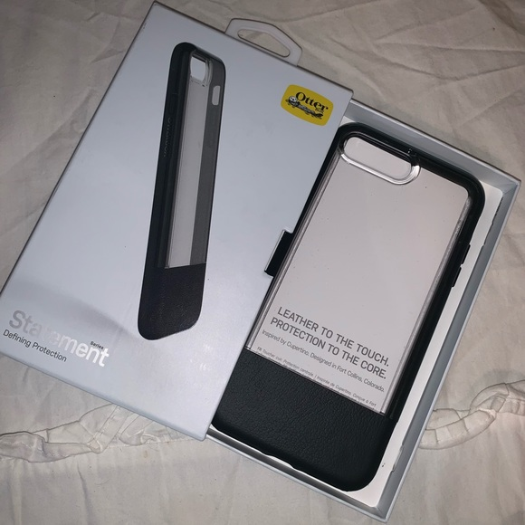 new styles 6b622 8b838 iphone 8+ otterbox case & screen protector